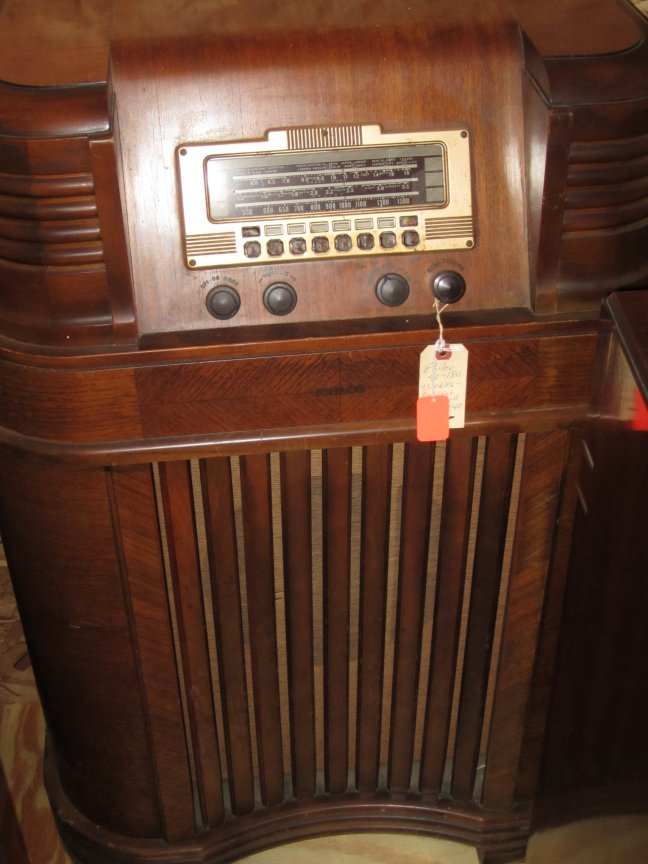 Fs Zenith Philco Consoles